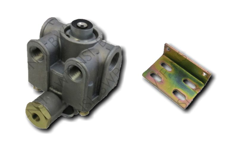 R-12H Relay Valve 3/4 Supply Ports