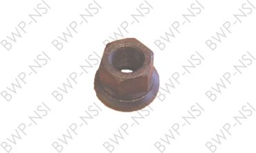 M-3203 - Budd 106333 Wheel Nut M22 x 1.5 Flange Metric