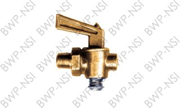 M-4350 - Brass Drain Cock Ground Key