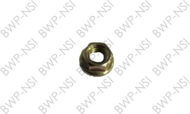 M-465-A - Flanged Lock Nut 3/8-16x3/8