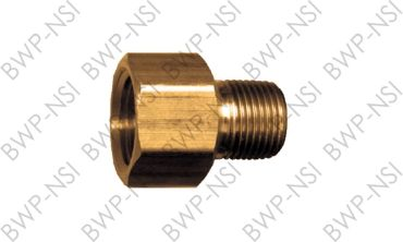M-4341 - Brass Adapter