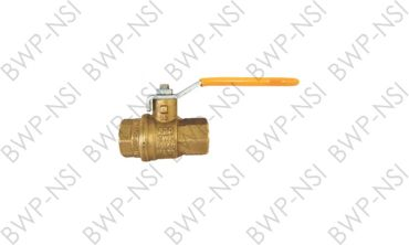 M-5043 - Brass LP Gas Ball Valve
