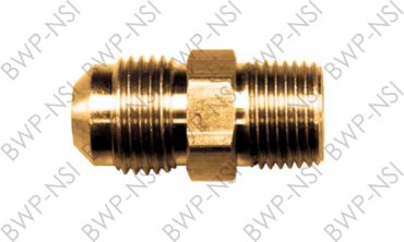 M-5059 - Brass Male Connector
