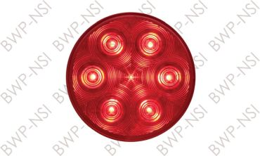 OPSTL13RB - 4Rd 7LED TailLight Red