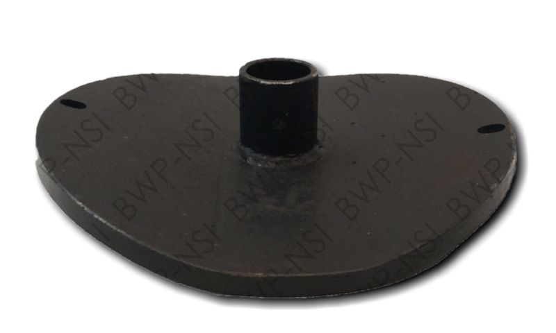Spring Plate, 10 Deg High Mount Chalmers 800689 800117