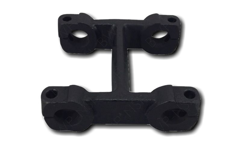 Steer Axle H Type Shackle Ford E0HZ-5B311-A, E0HZ5B311A