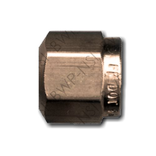 Brass Compression Nut 1/8Tube