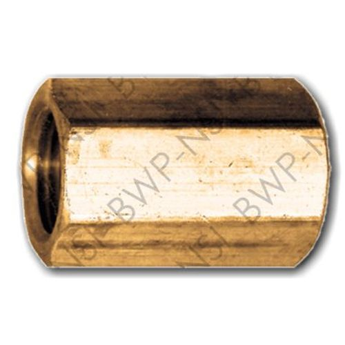 Brass Pipe Coupling 1/2 FPT