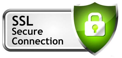 Website Secured With SSL from Comodo