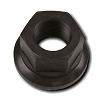 Wheel Nut, Metform Securex M22 x 1.5 Metric Flange Nut