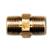 Brass Pipe Hex Nipple