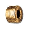 Brass Pipe Hex Plug
