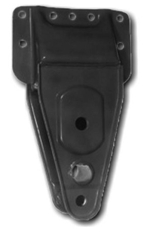 Center Straddle Mount Hanger, Hutchens 16178-01