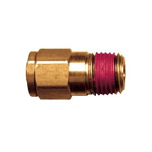 Brass DOT Connector Push to Connect