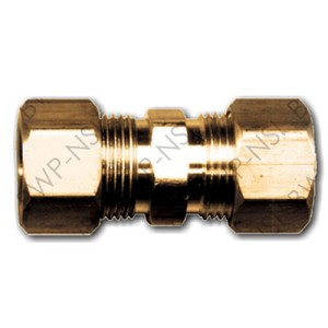 Brass Compression Union Coupling